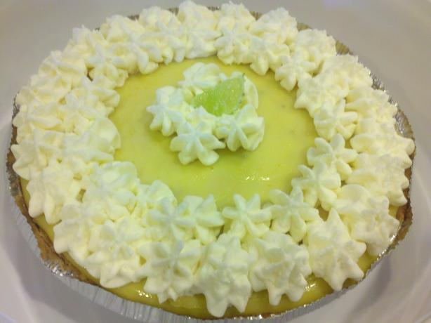 Tommy Bahama Key Lime Pie With White Chocolate Mousse Whipped Cr ...