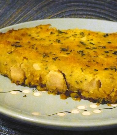 Chicken And Cornbread Casserole Thanksgiving Anytime!) Recipe - Food ...