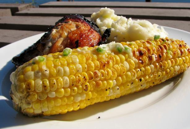 Grilled Jalapeno Lime Corn On The Cob Recipe - Food.com