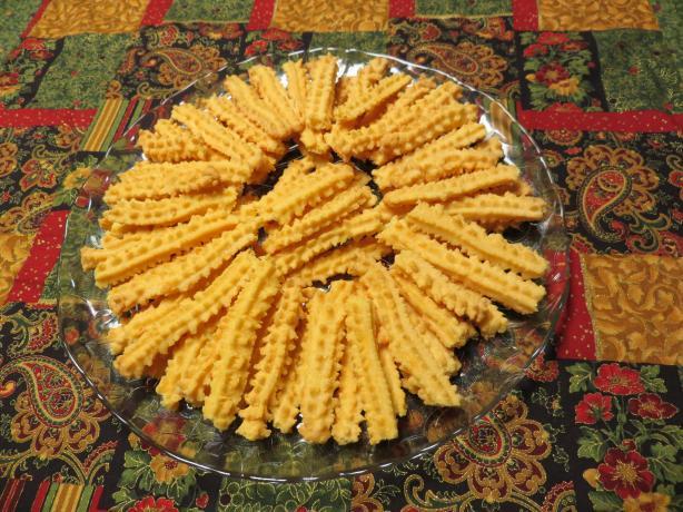 Cheese Straws Recipe - Food.com