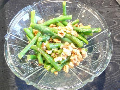 Sauteed String Beans Calories