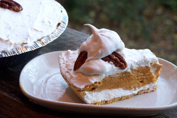 Double Layer Pumpkin Pie Recipe Food Com