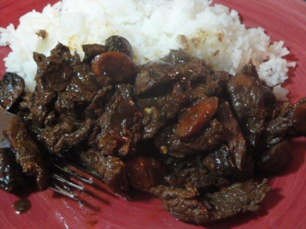 Sichuan-Style Spicy Orange Beef. Photo by Muffin Goddess