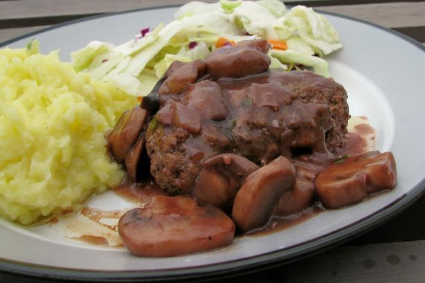 Bordelaise sauce with mushrooms recipe - Cuisine bordelaise ...