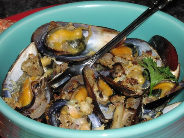 mussels with parsley and garlic mussels with fennel and bacon mussels ...