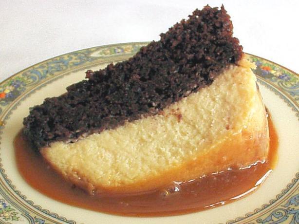 Chocolate Flan Cake Recipe - Food.com