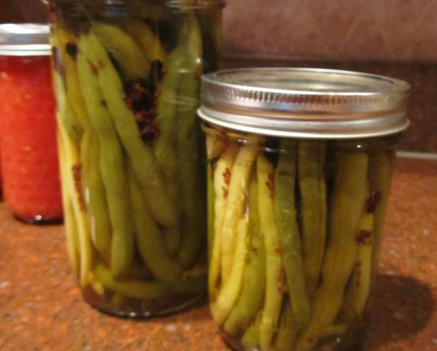 Hot Pickled Green Beans: Recipe - Food.com