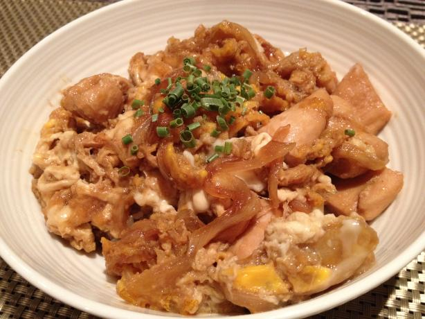 Chicken And Egg Rice Bowl Oyako-Don Recipe - Food.com