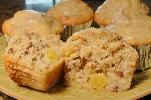 Pineapple Pecan Muffins. Photo by diner524