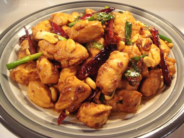 Kung Pao Chicken Recipe - Food.com