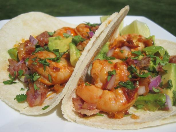 Chipotle Shrimp Tacos. Photo by Lynn in MA