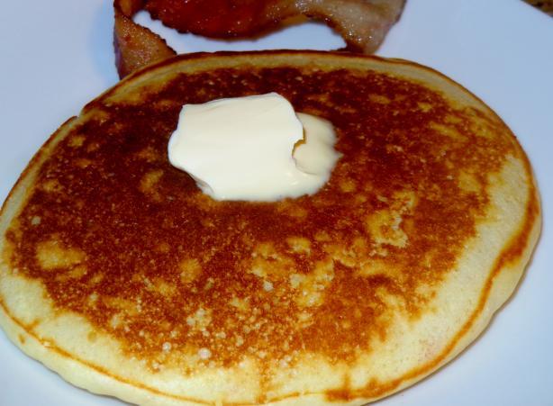 WW Fluffy Lemon Ricotta Pancakes. Photo by Bonnie G #2