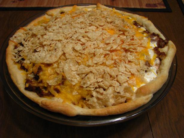 Hamburger crescent pie recipe for Pie iron recipes with crescent rolls
