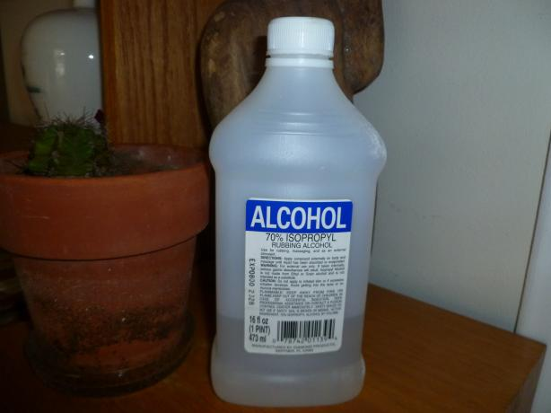 Rubbing Alcohol Uses Bed Bugs