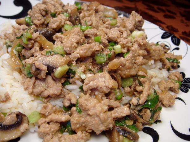 Thai Chicken With Basil Stir Fry. Photo by Lori Mama