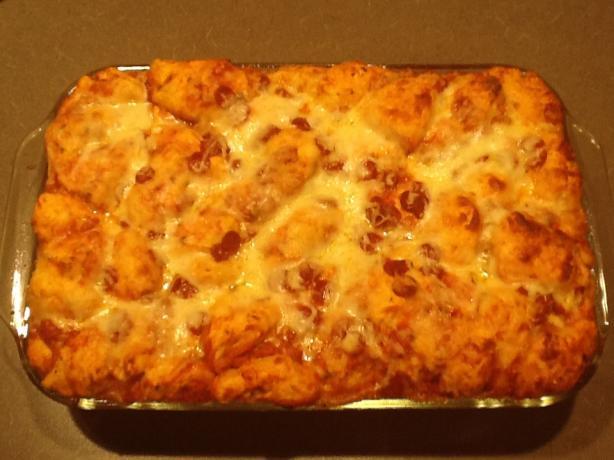 Pizza Monkey Bread. Photo by KDillon975
