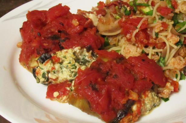 Vegan Eggplant Rollatini Recipe - Food.com