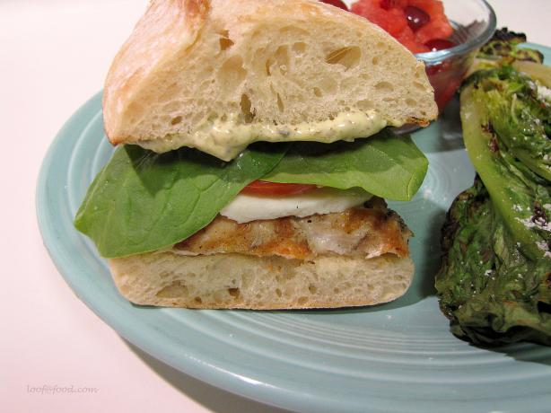 Tuscan-Style Grilled Chicken Sandwich Recipe - Food.com