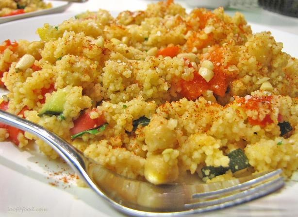 25-Minute Tunisian Vegetable Couscous. Photo by loof