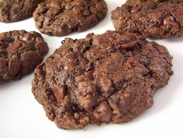 Chewy Chocolate Cookies. Photo by * Pamela *