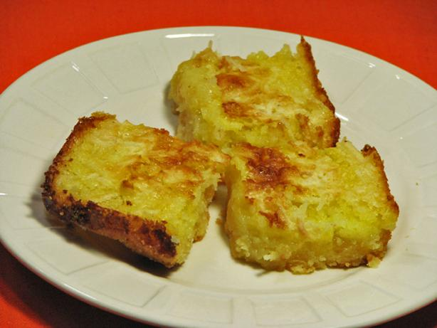 Http Www Food Com Recipe Lemon Coconut Squares