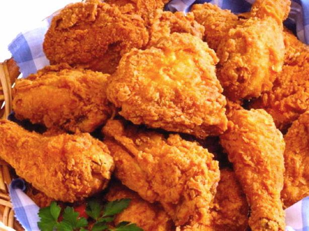 Spice Guru's Southern Fried Chicken Recipe from Cooklime, ingredients ...