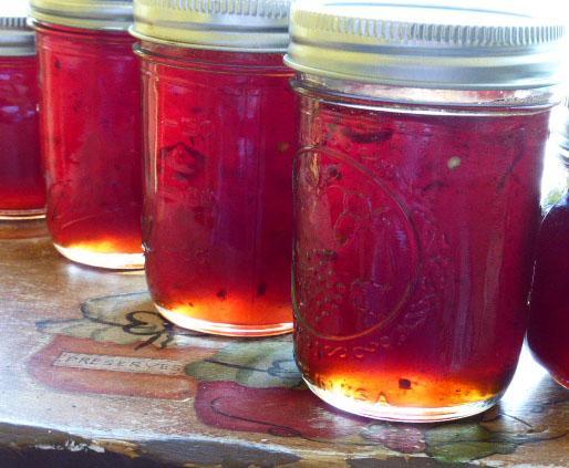 Pomegranate Chili Jelly Recipe - Food.com