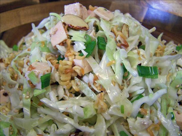 Spicy Asian Noodle and Chicken Salad recipe Epicuriouscom
