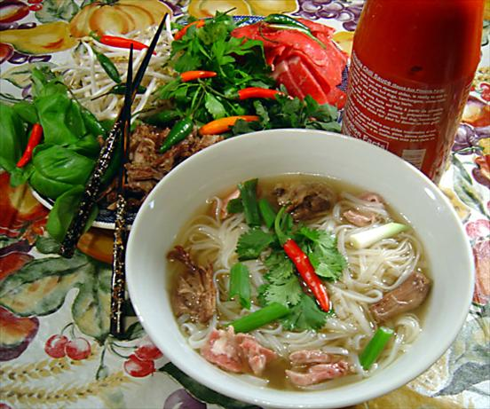 Pho By Mean Chef Vietnamese Beef And Rice-Noodle Soup) Recipe - Food ...