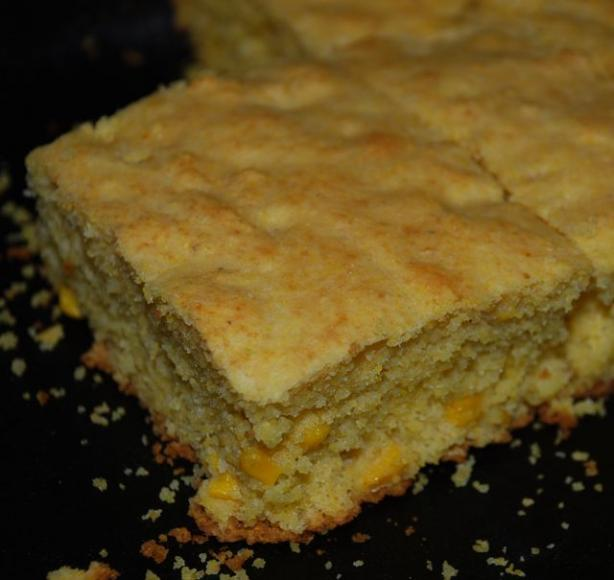 Real Southern Cornbread. Photo by carmenskitchen