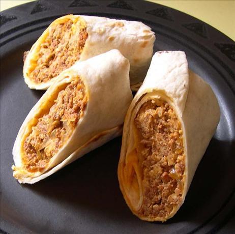 Chorizo And Egg Burritos Recipe - Food.com
