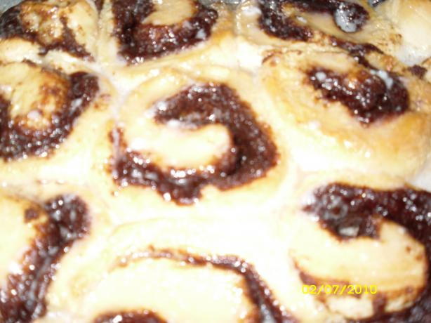 Cinnamon Biscuit Rolls. Photo by Momma21
