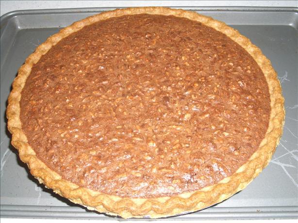 Fudge Butter Pecan Pie Recipe - Food.com