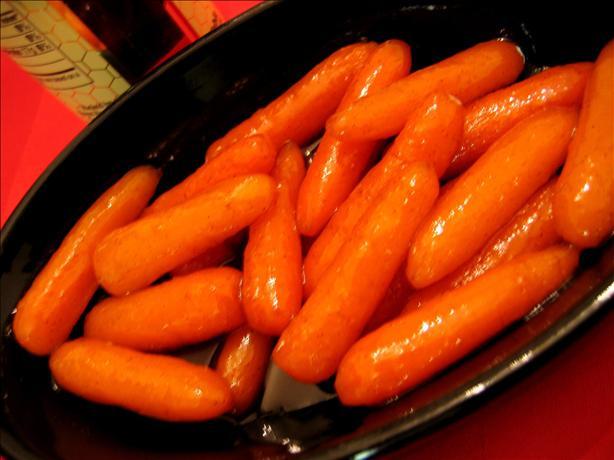 Honey Glazed Carrots. Photo by eatrealfood