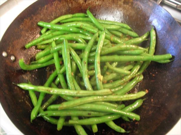 Stir Fried Green Beans Recipe - Quick-and-easy.Food.com