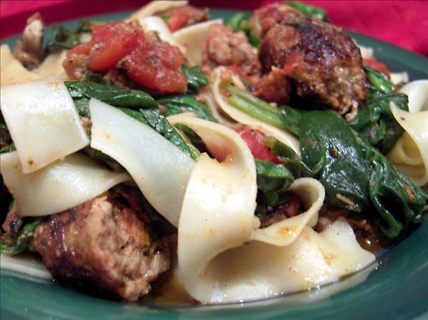 Pasta With Turkey Sausage And Smoked Mozzarella Recipes — Dishmaps