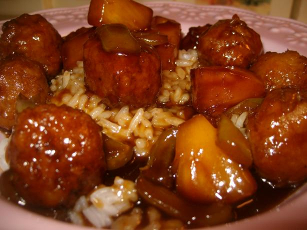 Sweet N Sour Sauce For Meatballs And Wings Recipe - Chinese.Food.com