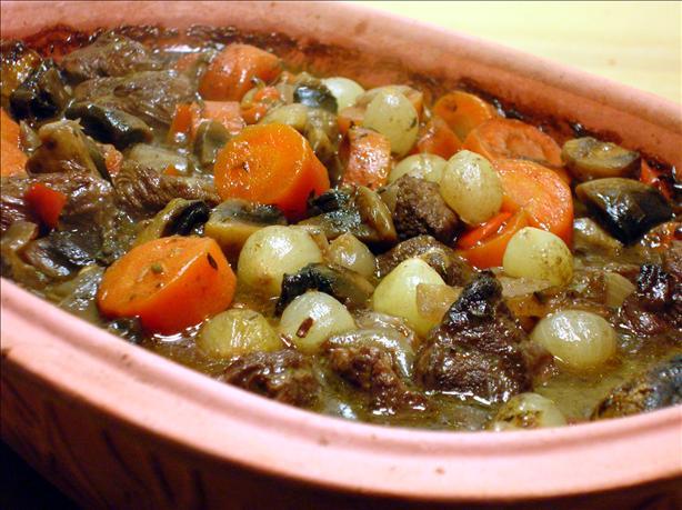 Beef Bourguignon. Photo by - Carla -