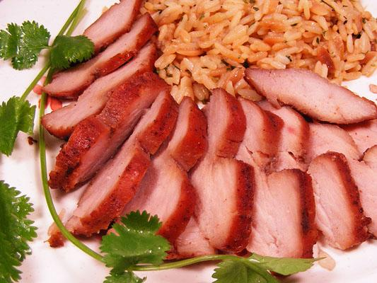 Barbecued Pork Loin Recipes — Dishmaps