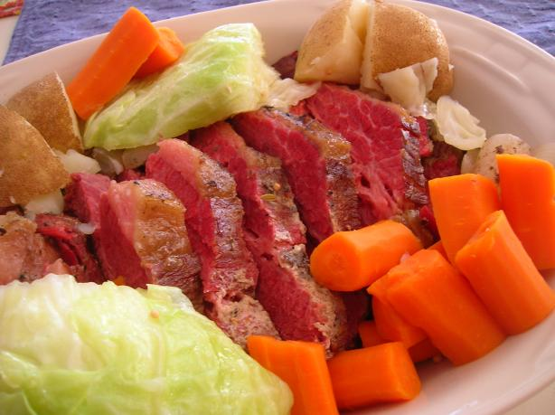 Crock Pot Corned Beef And Cabbage Recipe - Food.com