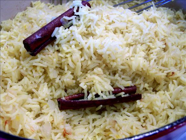 Saffron Rice Recipe - Food.com