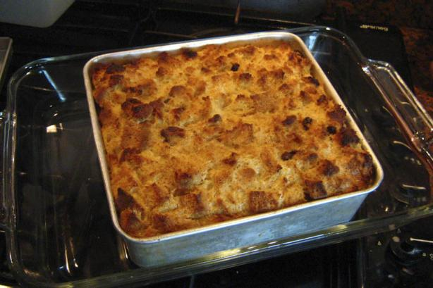 Bailey's Irish Cream Bread Pudding. Photo by V'nut-Beyond Redemption