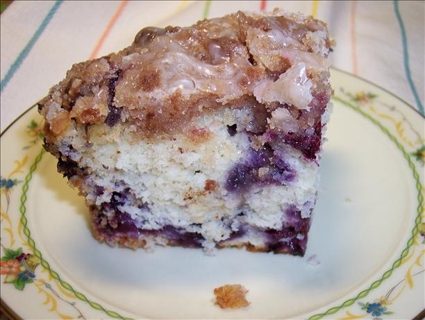 Blueberry Buckle. Photo by Hey Jude