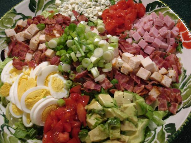 Cobb Salad. Photo by Chicagoland Chef du Jour