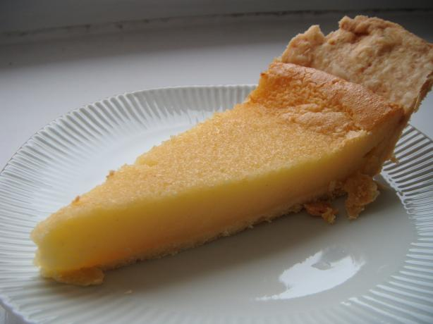 Buttermilk Pie. Photo by calletenienterey