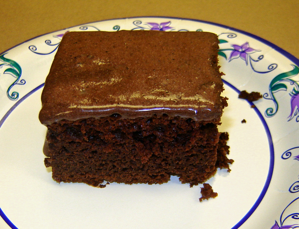 Low Calorie Recipes With Cake Mix: Low Fat Chocolate Kahlua Cake Recipe