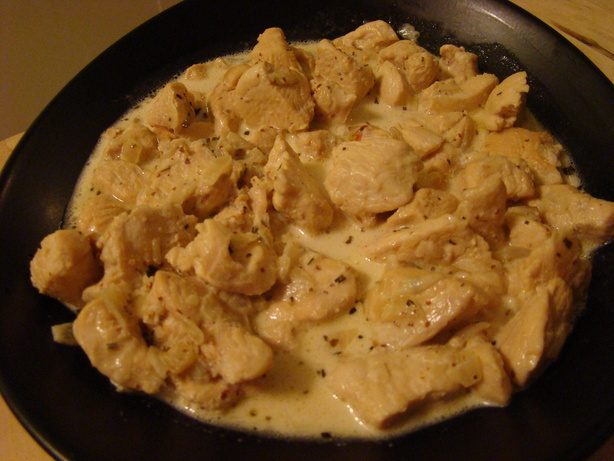 Chicken With Mustard And Tarragon Cream Sauce Recipe - Food.com