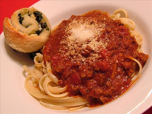 Mom's Best Spaghetti Sauce Recipe — Dishmaps