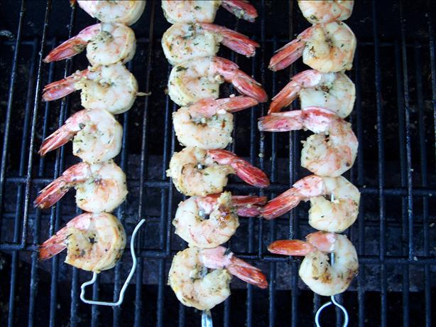 Grilled Shrimp Scampi. Photo by Marsha D.
