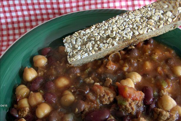 Easy Turkey Chili - Crock Pot Recipe - Low-cholesterol.Food.com